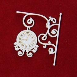 Ozdobny zegar stojący park avenue - 39 - 02 marki Scrapiniec
