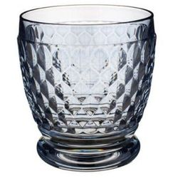 Villeroy & boch - boston coloured szklanka niebieska pojemność: 0,33 l