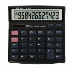 Kalkulator biurowy VECTOR DIGITAL KAV VC-555, VC-555