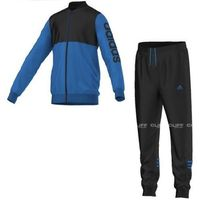 DRES ADIDAS TRACKSUIT KNIT LINEAR CLOSED HEM KIDS