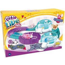 Little Live Pets Tor dla myszki, Cobi z Satysfakcja