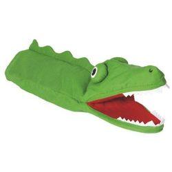 Pacynka na dłoń dla dzieci- Krokodyl