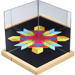 Teddies tablica magnetyczna z paciorkami (8592190512156)
