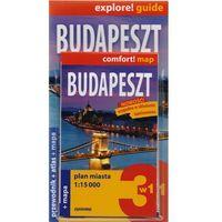 Explore!guide Budapeszt 3w1 Przewodnik Wyd.III, Expressmap