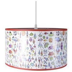 Lampa wisząca dziecięca SPACE 1xE27/60W/230V z kategorii Oświetlenie dla dzieci
