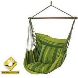 Leżak hamakowy, zielony groszek HCXL