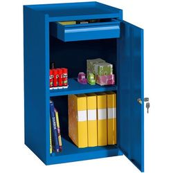 Niebieska szafka warsztatowa 500x450x900mm