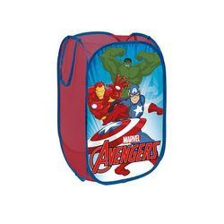 Spiderman Kosz na zabawki avengers 1y30c9 (8430957094388)