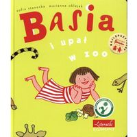 Basia i upał w zoo (26 str.)