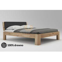 Łóżko dębowe Vernalis 02 120x200