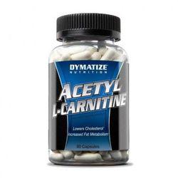 Dymatize Acetyl L-Carnitine 90 kaps. - produkt z kategorii- Redukcja tkanki tłuszczowej