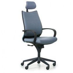 B2b partner Krzesło biurowe futura, ciemnoszare