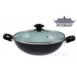 WOK CERAMICZNY PETERHOF PH-15408 30cm - produkt z kategorii- Woki
