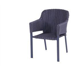 Krzesło ogrodowe w kolorze xerix/grey | cairo marki Hartman