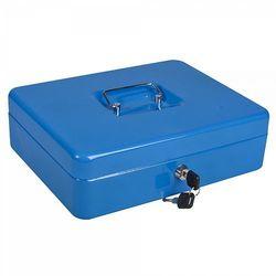 Kasetka na pieniądze Cash Guard PC1 niebieska OPUS