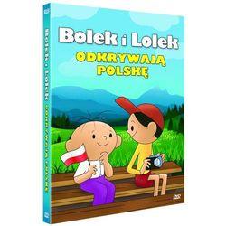 Bolek i Lolek odkrywają Polskę, DVD - sprawdź w wybranym sklepie