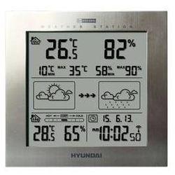Hyundai Stacja meteo ws 2244 m srebrna