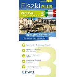 Włoski Fiszki PLUS dla początkujących 3 - Dostępne od: 2014-11-25, pozycja wydawnicza