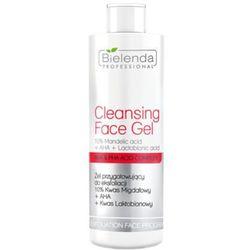 Bielenda Professional CLEANSING FACE GEL Żel przygotowyjący do zabiegów eksfoliacji - produkt z kategorii-