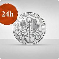 Wiedeńscy Filharmonicy 1 uncja srebra - wysyłka 24 h! - 24 h