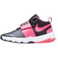 Nike Performance TEAM HUSTLE D 8 Obuwie do koszykówki black/racer pink/white
