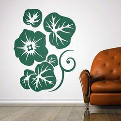 Wally - piękno dekoracji Szablon malarski kwiaty 0974