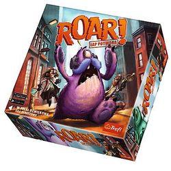 Trefl, Mofables Roar! gra planszowa (gra planszowa)