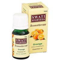Olejek eteryczny pomarańczowy Swati 10 ml