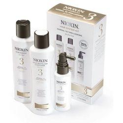 Nioxin System 3 - Zestaw do włosów przerzedzonych, zniszczonych, cienkich i normalnych - sprawdź w Estyl.pl