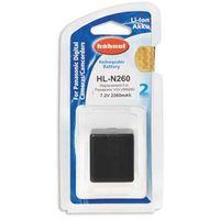 Hahnel  hl-n260 (odpowiednik panasonic vw-vbn260) (5099113101693)