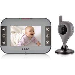 Reer Niania cyfrowa video kamera ekran 5cali - kamera standard i ekran 5cali (2501234506880)