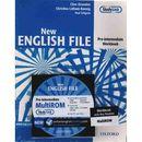 New English File pre-intermediate Workbook with key + Cd (9780194387675)
