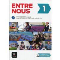 Entre nous 1 Podręcznik z ćwiczeniami + 2CD