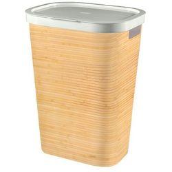 Curver Kosz na bieliznę 60 l infinity (bambus)