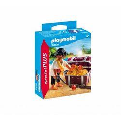 9358 pirat ze skrzynią - specialplus marki Playmobil