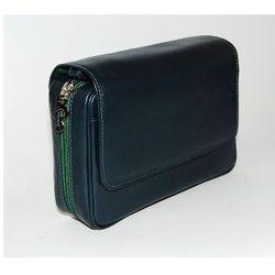 Etui peterson 4/pipe leather case xl pou 142 wyprodukowany przez Peterson of dublin
