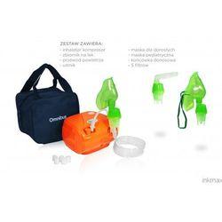 Inhalator CN 116 - do pracy ciągłej kolor pomarańczowy + Torba, kup u jednego z partnerów