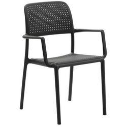 Krzesło ogrodowe bora antracytowe marki Nardi