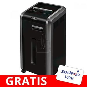 Fellowes 225i, NB-139