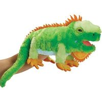 Pacynka, Iguana Indy, 151220-Manhattan Toy