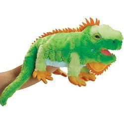 Pacynka, Iguana Indy, 151220-Manhattan Toy - oferta [f570d54c636f77dc]