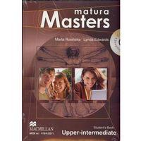Matura Masters Upper-Intermediate Students book z płytą CD, MC`MILLAN