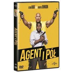 Agent i pół (DVD) (5902115602511)