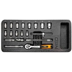 "Neo tools 84-237 1/4"" 19 szt. (5907558424348)"