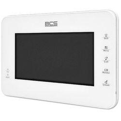 Bcs -mon7000w monitor do wideodomofonu ip 7