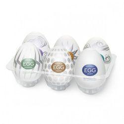Tenga Eggs Hard Boiled - dla lubiących mocniejsze doświadczenia - sprawdź w Sensuale