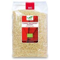 Cukier Trzcinowy Brązowy 1kg - Bio Planet - BIO EKO