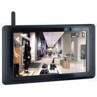 Smartwares  kamera w czasie rzeczywistym z panelem dotykowym 9