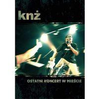 Kazik Na Żywo - Ostatni koncert w mieście (DVD) (5908294614390)
