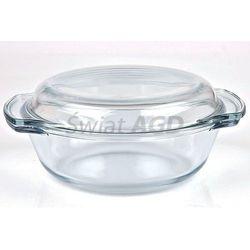 Termisil naczynie zaroodporne 2.4 l okrągłe